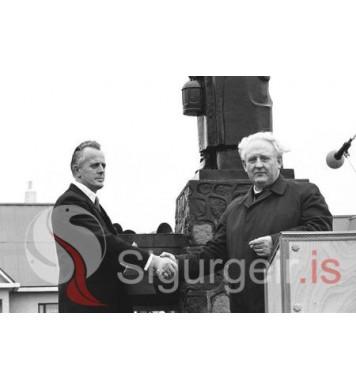 Sigmund og Einar í Betel.