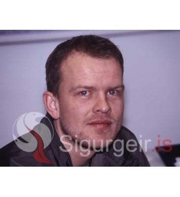 Friðrik Birgisson.