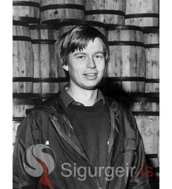 Bjarni Sveinsson.