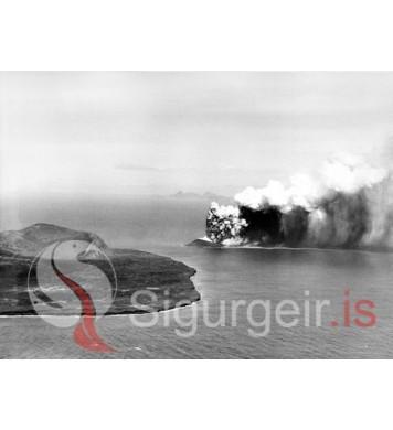 Surtsey og Syrtlingur.