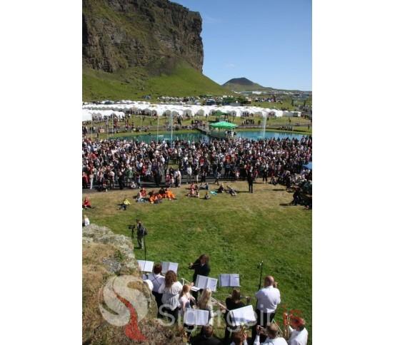 Þjóðhátíð 2009.