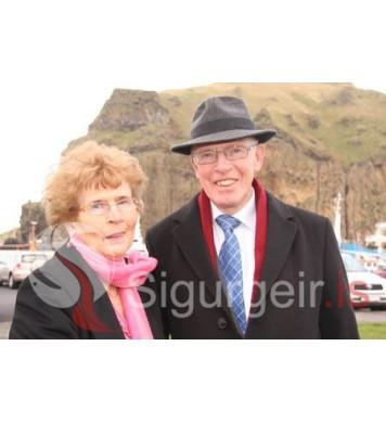 Anika Jóna og Guðjón Ármann.