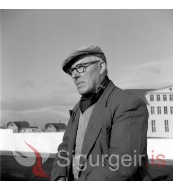 Böðvar Ingvarsson.