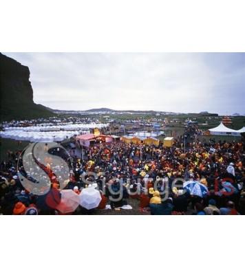 Þjóðhátíð Vestmannaeyja 1999.