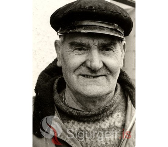 Guðjón Valdason.