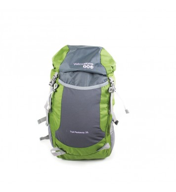 Trail Packaway 35L - green and grey