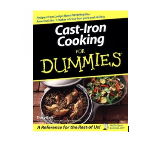 Cast Iron Cooking 101