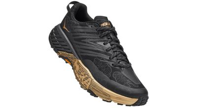 HOKA Speedgoat 4 Chinese New Year Unisex Black/Gold