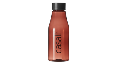 Casall Clear Bottle Mahagony Red