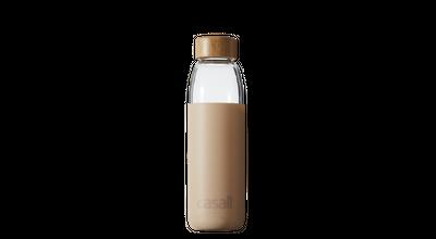Casall Fresh Glass Vatnsflaska 0,5l Beige