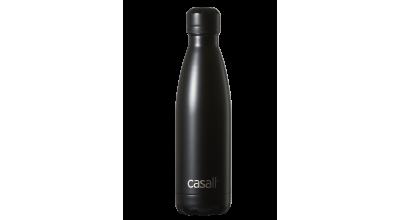 Casall Eco Cold Bottle 0,5L Black
