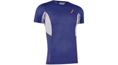 BD TRAINING WOOL SUMMER TSHIRT ESTATE BLUE