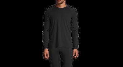 Casall Men´s Structured Longsleeve Black