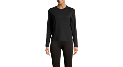 Casall Ease Crew Neck Black