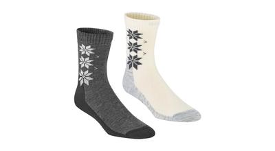 Kari Traa KT Wool Socks 2pk. Dove