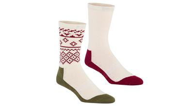 Kari Traa Ragna Hiking Sock 2pk Tweed