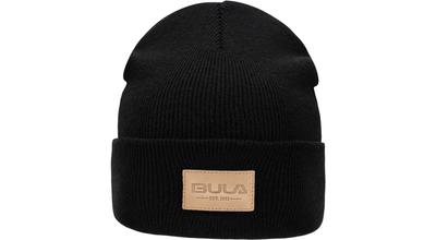 Bula Travel Beanie Black