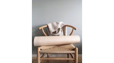Casall Yoga Mat Natural Bambus 4 mm