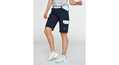 Kari Traa Signe Hiking Shorts Marin