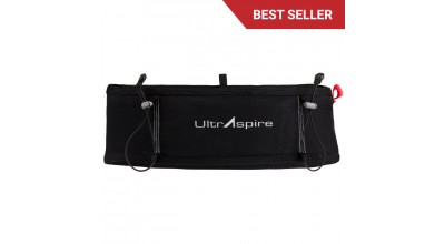 Ultraspire Fitted Race Belt Svart