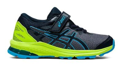 Asics GT-1000 10 PS Krakka FRENCH BLUE/DIGITAL AQUA