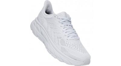 HOKA Clifton 7 Dömu white/white