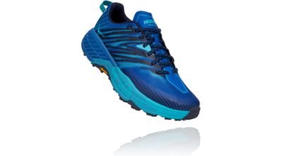 HOKA Speedgoat 4 Karla Turkish Sea / Scuba Blue