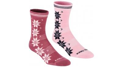 Kari Traa Vinst Wool Socks 2pk. Lil