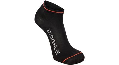 Bjorn Dæhlie Sock Race Wool Low Black