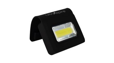 Ultaspire Lumen 180 clip black light
