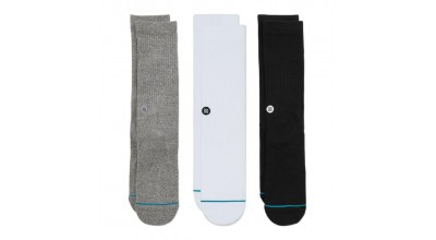 Stance Icon 3-Pack