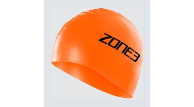 Zone 3 Silicone Sundhetta Orange