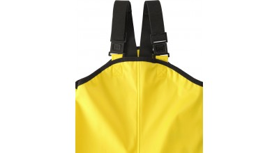 Reima Lammikko Regnbuxur Yellow
