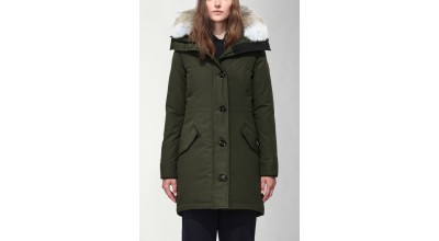 Canada Goose RossClair Parka Millitary Green
