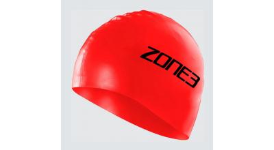 Zone 3 Silicone Sundhetta Rauð