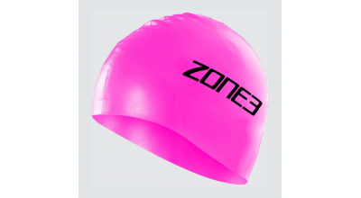 Zone 3 Silicone Sundhetta Bleik