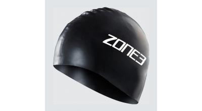 Zone 3 Silicone Sundhetta Svört