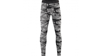 Bula Camo Merino Wool Mix Pants Dgrey