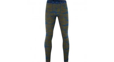 Bula Camo Merino Wool Mix Pants Denim