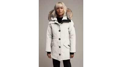 Canada Goose RossClair Parka North Star White