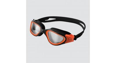 Vapour Sundgleraugu Black/Neon Orange