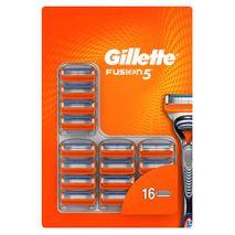 Gillette Fusion5 Manual Rakvélablöð 16. Stykki