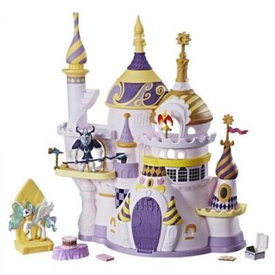 Hasbro My Little Pony Movie Castle