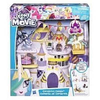 Hasbro My Little Pony Movie FIM Castle Canterlot, pawn