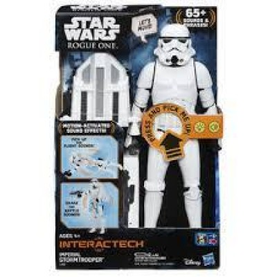 Hasbro Star Wars Rogue One Interactive Imperial Stormtrooper, pawn 1
