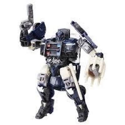 Hasbro Transformers The Last Knight Barricade, game figure dark blue  white, Premier Edition Deluxe
