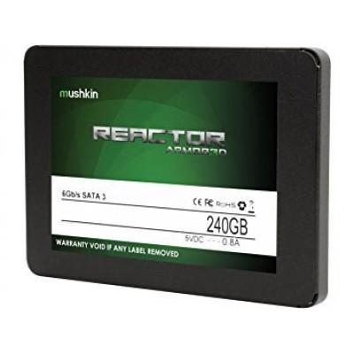 Mushkin Reactor Arm3D 240 GB, Solid State Drive SATA 6 Gb