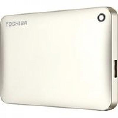 Toshiba Canvio Connect II 2TB hard drive gold