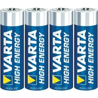 Varta High Energy battery (4 pieces, AA 3