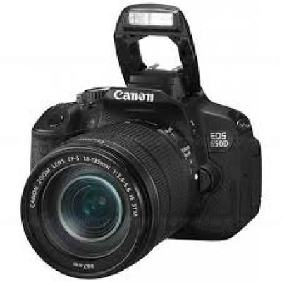 Canon 650D mynd18-135